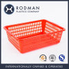 Kitchen Rodman No. 28 Nestable Plastic Square Storage Colander for Vegetables and Fruit