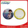 Hot Custom Metal Pin Badge Tin Button Badge for Mirror