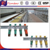 Heavy Load Single Pole Electric Crane Conductor Bars