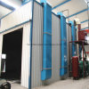 Sandblasting Room Painting Chamber with Dust Removal System, Separator
