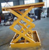 Warehouse Cargo Stationary Scissor Lift Table for Sale