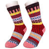 Ladies Quality Boat Jacquard Socks