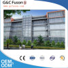 China Manufacturer Aluminum Reflective Glass Office Curtain Wall