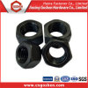 Black Carbon Steel ASTM A563 Nut