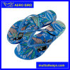 Hot Style PE Women Slippers with Bird Printing (15I020)