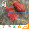 Lovely Small Bellow Type Double Sides Suction Cup for Jewelry