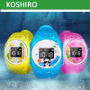 IP68 Waterproof Sos Kids GPS Smart Watch