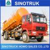 Sino Truck HOWO 4X2 226HP Suction Vacuum Sewage Tanker Truck