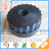 Custom Matte Finishing Arched Top End Cap for Round Pipe Fittings