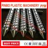 Bimetallic Screw Barrel for PVC Injection Shoes Machine