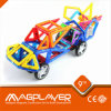 Building Bricks Educational Magnetic Toys with Attractive Rainbow Shapes