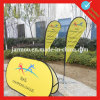 Outdoor Flag/Advertising Banner/Beach Flag with Pole and Base (JMLB-07)