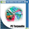 Used Truck Tarpaulin Waterproof Fire Resistant Tarpaulin PE Tarps Sheet