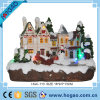 OEM Resin Figurine 2015 New Design Beautiful Christmas House
