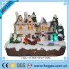 OEM Resin Figurine 2015 New Design Beautiful Christmas House