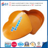 Big Heart Shaped Metal Promotional Chocolate Box