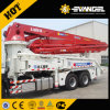 New Hb41 41m Mini Sany Concrete Pump Mixer Truck for Sale