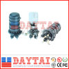 Dome Type 4 - 48 Cores Fiber Optic Splice Closure (DT-FOSC-D8012 Splice Closure)