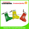 Promotional Christmas Advertising Polyester Foldable Shopping Bag