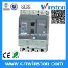 500/800V Ns Series Adjustable MCCB Moulded Case Leakage Protection Circuit Breaker with CE