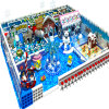 Colorful Sweet and Candy Children Play Equipment Indoor/Playground Park Equipment