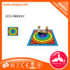 Rainbow Color Educational Toys Kids Carpet