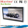 19.5 Inch Fixed Bus Display LCD Monitor