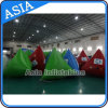 Inflatable Swim Buoys, Triangular Shape Marker Water Floating for Advertising, Inflatable Customized Inflatable Water Buoy