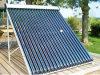 Split Heatpipe High Efficient Solar Collector