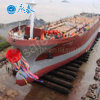 Diameter 1.5m X Length 12m Ship Launching Marine Rubber Airbag