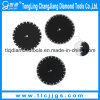 Diamond Segmented Blade Cutting Asphalt, Granite