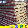 Thermal Insulation 100mm Rock Wool Sandwich Roof Panel Factory