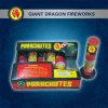 Double Night Parachute Firecrackers Fireworks Factory Price