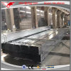 China Factory Produced 40X40mm Pre Galvanized Square Welded Steel Pipe