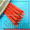 Insulation Material Silicone Rubber Coated Fiberglass Sleeving