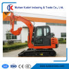 New Mini Excavator Price 5tons Digger Excavator with 0.18cbm 600mm Bucket