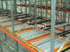Selective Type Warehouse Push Back Racking System