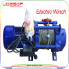 Lifting Construction Electric Wire Rope Hoists Fixed Type