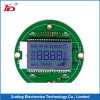 LCD Display with LED Gray Backlight Stn FSTN Display