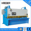 QC11y-4X2500mm Carbon Steel CNC Guillotine Shearing Machine