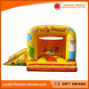 Blow up Inflatable Jumping Moonwalk Bounce House with Slide (T3-029)