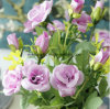 Artificial Flowers Silk Lilac Roses Wholesale Flowers Fake Flower Wedding Supplier