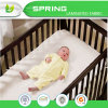 High Quality Quilted Waterproof Fitted Baby Crib Mattress Cover Mattress Protector
