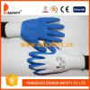 Orange Latex Household Work Gloves Pass Ce