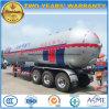 60000 Liters LPG Transport Truck 62 Cbm M3 Propane Tanker Trailer