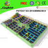 Manufacturing Customized Indoor Trampoline Park (14-4025C)
