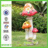"27.30"" Beautiful Colorful Flower Fungus Handicraft (NF14148-2)"