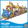 Elephant Train, Amusement Park Equipment (QL-C065)