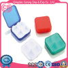 Plastic Durable Pill Container Easy to Carry