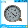 High Technology Vacuum Stainless Steel Bellows Manometer -300mmh2o